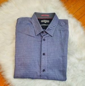 TED BAKER Short Sleeve button down Size: 5